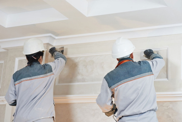 Plaster ceiling vs. tine tile ceiling- which one to choose?